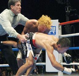 亀田 内藤 ボクシング 亀田卑怯な反則