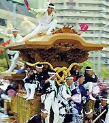 だんじり祭 大阪 みこし